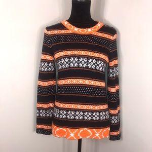 J.Crew Fair Isle Pattern Sweater 🎃